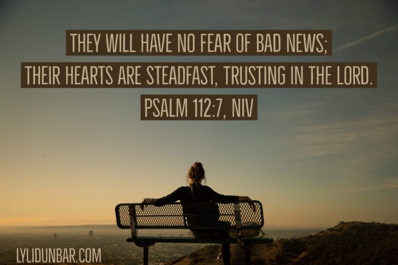 How to Trust God When Your World is Falling Apart