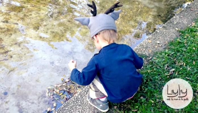 DIY 8 tutos gratuits pour réaliser facilement un déguisement pour enfant ou bébé : bricolage ou couture, pour Halloween ou autre... patron pour adapter le bonnet en costume de renne
