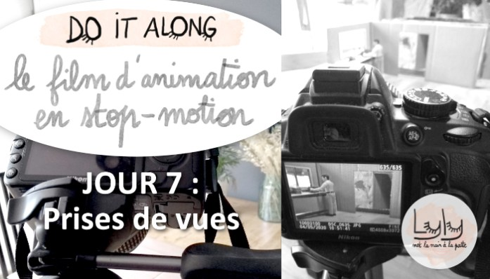 DIY : tutoriel film d'animation en stop motion pour occuper les enfants pendant le confinement