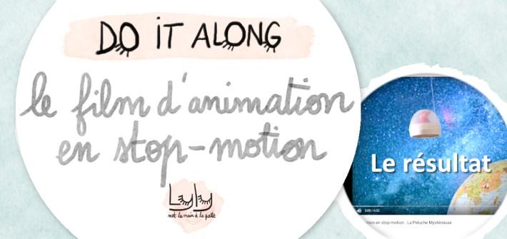 DIY beau projet en famille : tutoriel film d'animation en stop motion pour occuper les enfants
