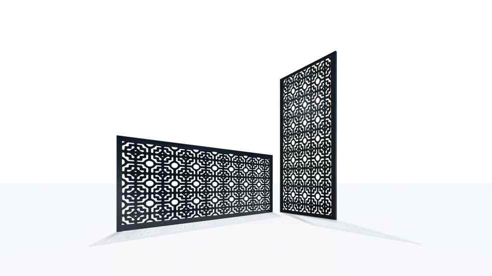 Claustra design motif 56 géométrique oriental