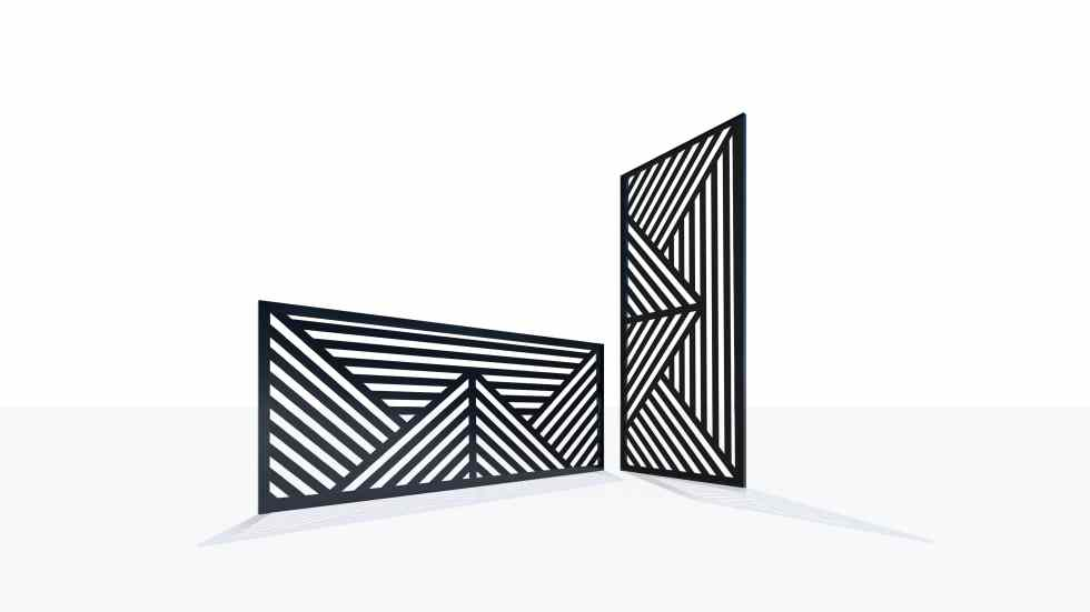 Claustra design motif 57 géométrique