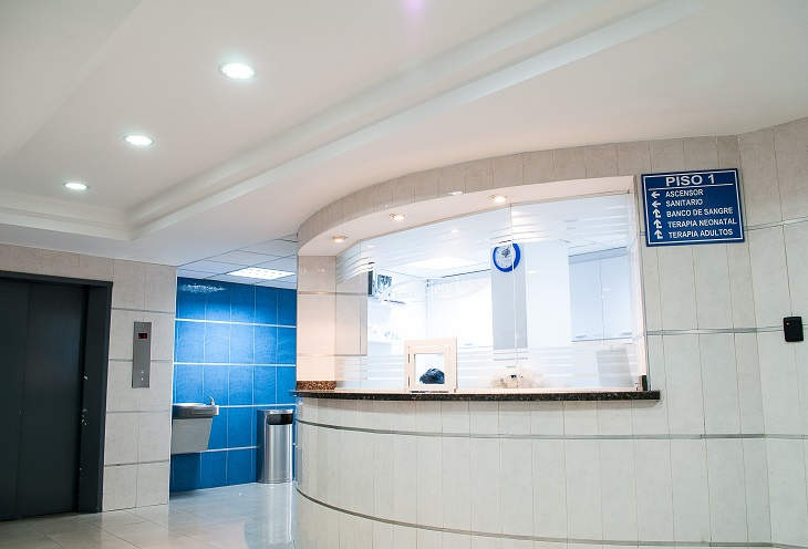 Infectolab - hospital
