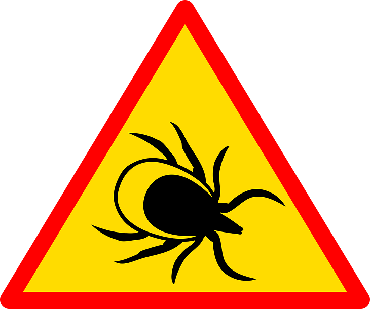 Infectolab - tick sign