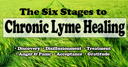 The Six Stages to Chronic Lyme Healing