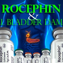 LymeWoke Blog: Rocephin and Gall Bladder Damage