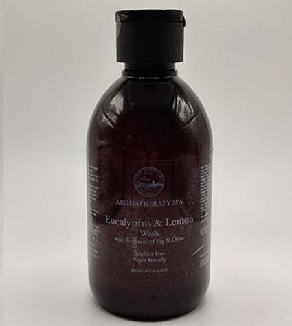 Eucalyptus & Lemon Hair & Body Wash