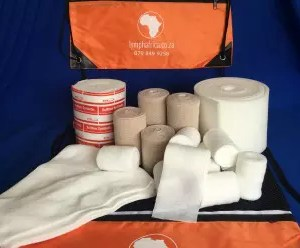Lower Leg Lymphoedema Bandaging Kit