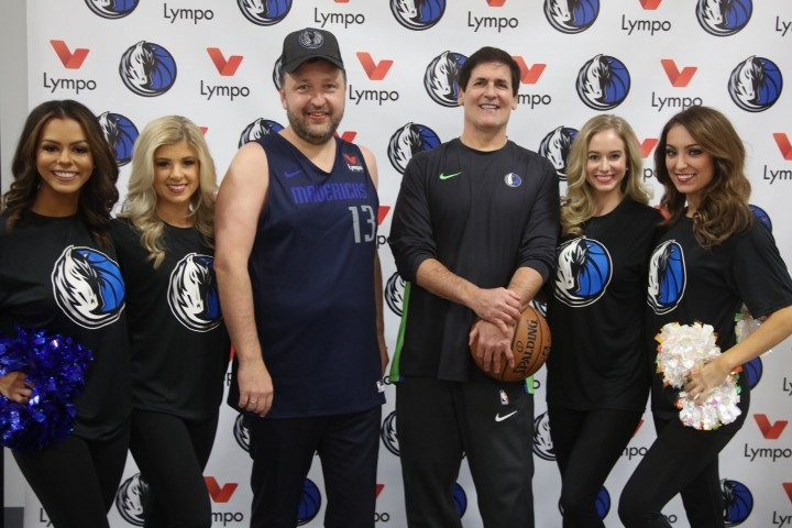 lympo x dallas mavericks