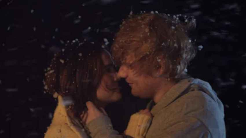 Ed sheeran perfect audio