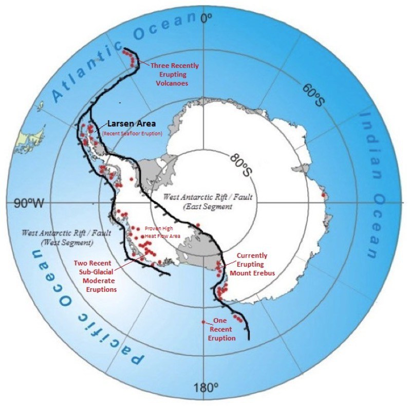 West Antarctic rift | The Lyncean Group of San Diego