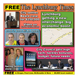 Read The Lynchburg Times