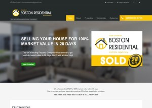Boston Residential Website Image