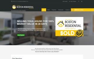 Boston Residential Website Image