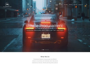 ProcurementNetworkGroup.co.uk Website Image
