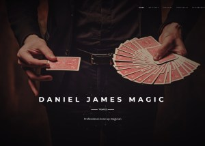 Danieljamesmagic.co.uk