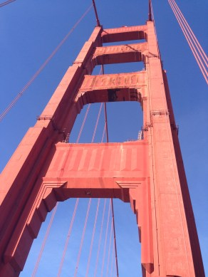 Golden Gate Bridge Bathroom Trails include phenomenal views!