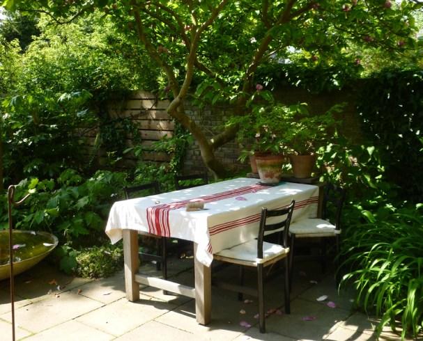 Peter Beardsley's Garden London