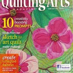 Quilting Arts June/July 2012