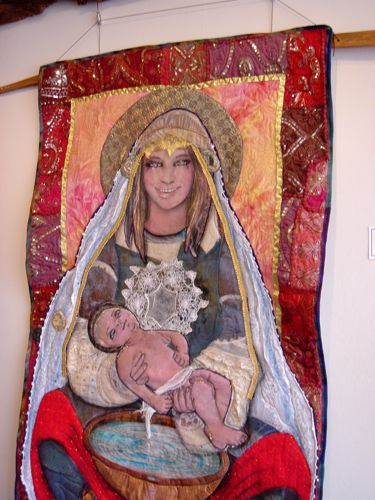 Penny Sisto's Mary and the Baby Jesus