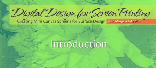 Digital Design for Screen Printing
