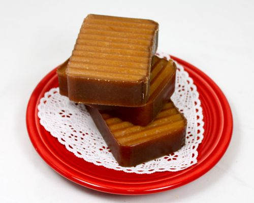 Chocolate Almond Soap