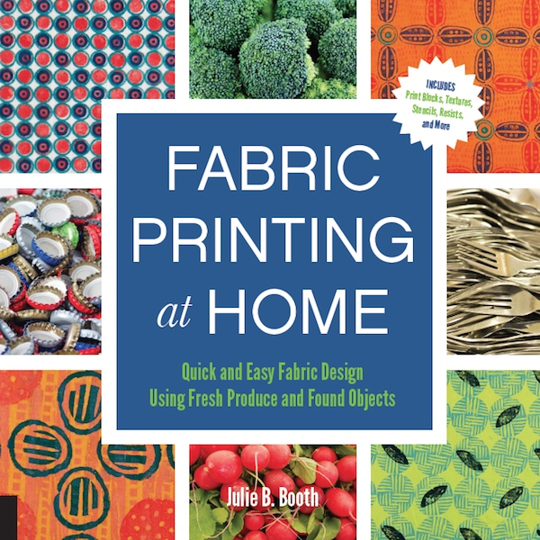 fabric printing at home blog hop - lynda heines fabric design