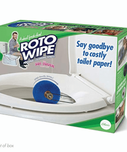 """Roto Wipe"" - Wrap Your Real Gift in a Prank Funny Gag Joke Gift Box - - lyndaskitchen"