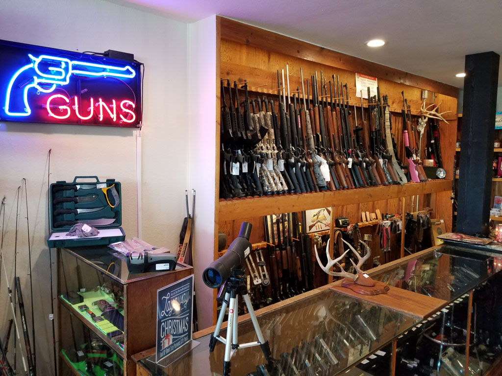 Lynda's Pawn Shop - Rifles, Shotguns, Handguns
