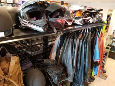 Lynda's Pawn Shop - Motorcycle Accessories