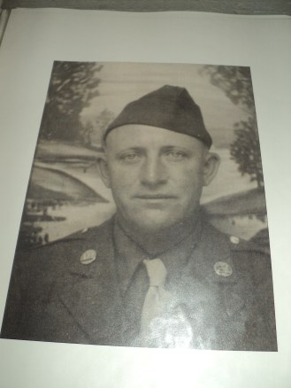 Lieutenant Ray Cobley of the US Army Infantry from Bellingham