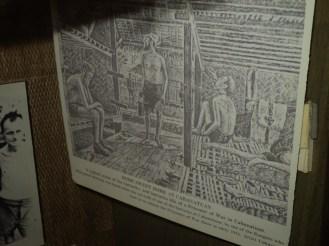 POWs in Japan Sketch