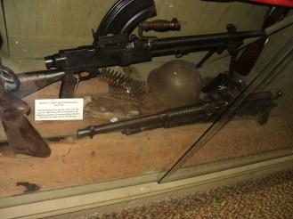 1935 Japanese 7.7mm Type 99 Machine Gun