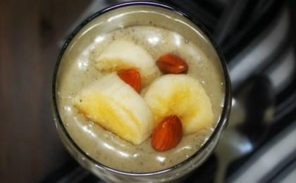 Banana Protein Pudding