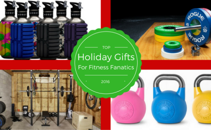 Holiday Gifts For Fitness Fanatics