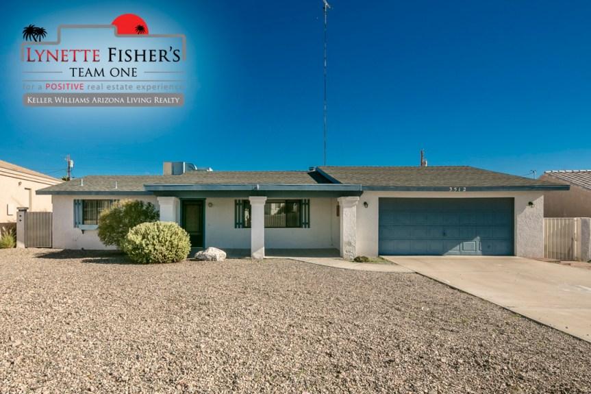 3512 Wallingford Dr Lake Havasu City, AZ 86406