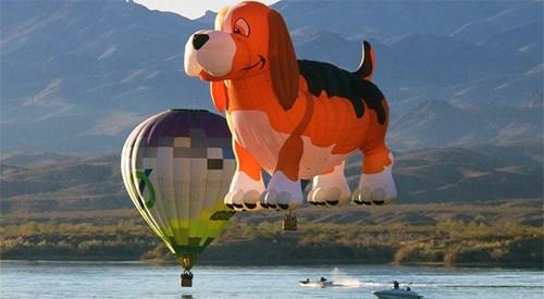 7th Annual Havasu Balloon Festival & Fair