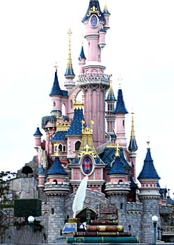 sleeping beauty's castle, Time and place in your story matters, Lynette M Burrows