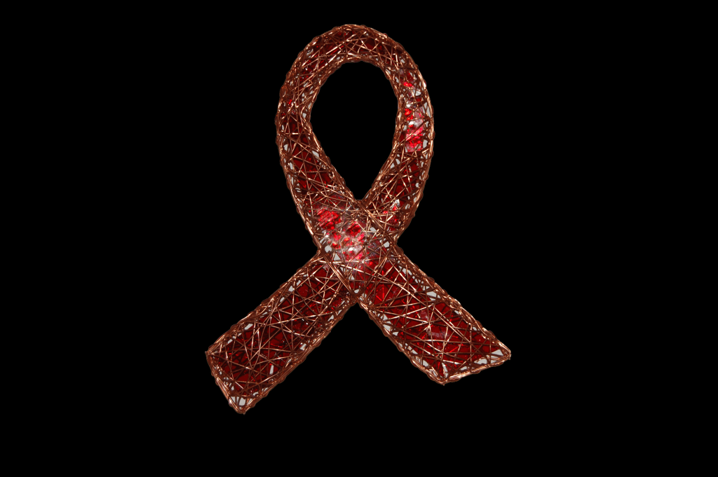 celebrating & remembering in December, world aids day, lynettemburrows.com