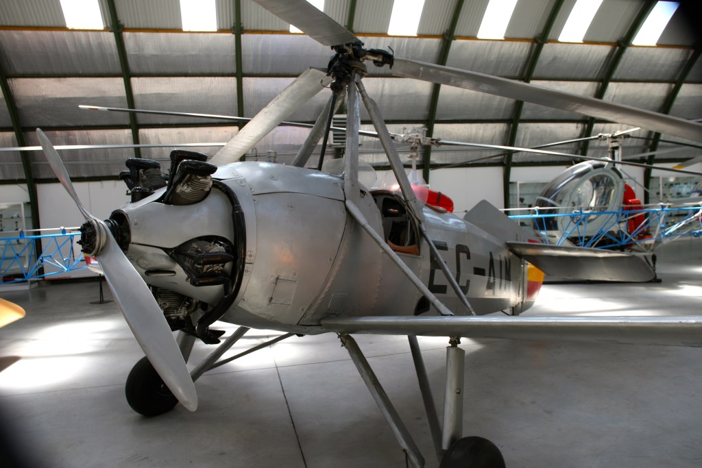 Autogiro, 9 things rarely seen today, Lynette M Burrows