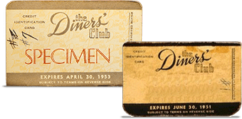 The Forgotten History of Credit Cards. A forgotten wallet led to this one.