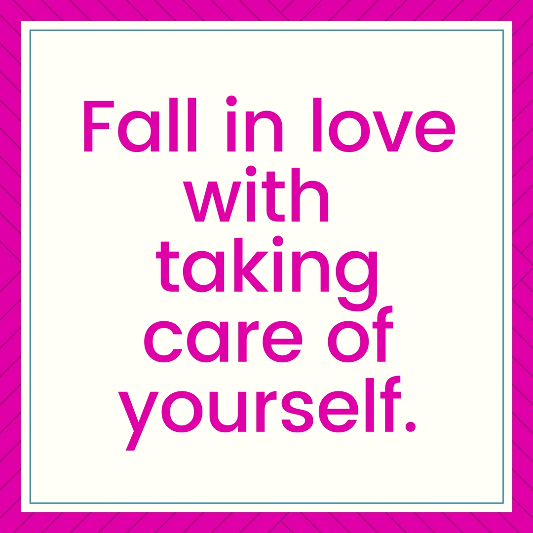 how to let yourself fall in love