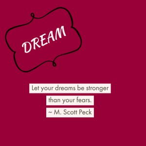 Six Days to Publication, Lynette talks about letting your dreams be bigger than your fear. Read More