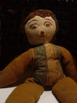 If she loves a rag doll, is she still evil. The answer is yes, read why