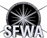 Science Fiction Writers of America Badge