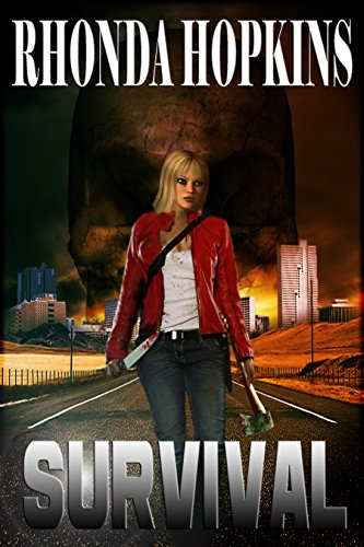 image of the book cover for Survival by Rhonda Hopkins