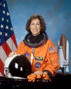 Image of Astronaut Dr. Ellen Ochoa, an inspiring woman
