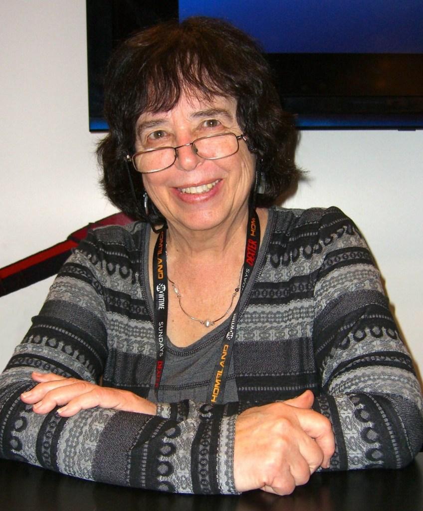 Photograph of Jane Yolen