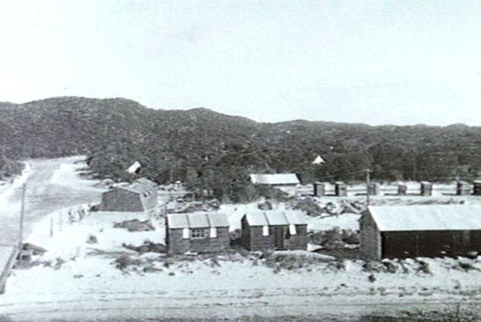 Careening Bay Camp, Western Australia