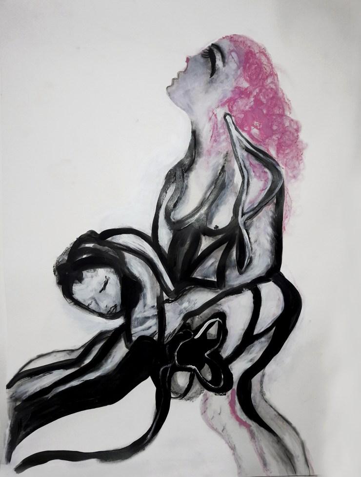 dessins lyne vermes